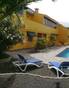 Apartamentos Villa María, Apartmány  Los Llanos de Aridane - big - 107