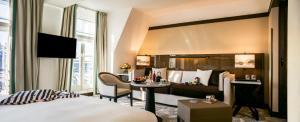 Suite Junior Doble con sofá cama - 2 camas