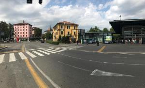 Ai Propilei Central Rooms, Vendégházak  Bergamo - big - 12
