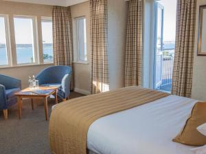 Harbour Heights Hotel, Hotel  Poole - big - 12
