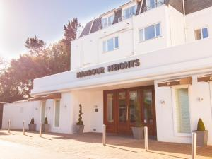 Harbour Heights Hotel, Hotel  Poole - big - 23