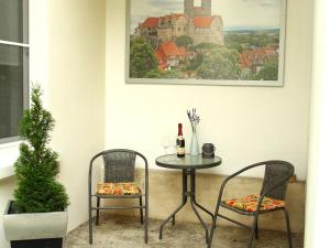 Apartment Vor Dem Groperntor, Appartamenti  Quedlinburg - big - 24