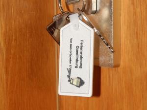 Apartment Vor Dem Groperntor, Appartamenti  Quedlinburg - big - 20