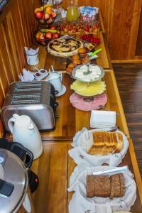 Hotel Entre Tilos, Hotels  Valdivia - big - 57
