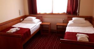 Diana Club Hotel, Hotely  Budapešť - big - 11