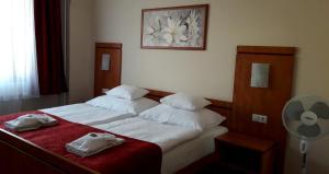 Diana Club Hotel, Hotely  Budapešť - big - 8