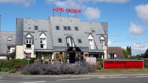 Hôtel Crocus Caen Mémorial