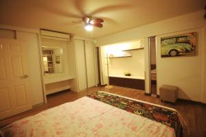 LakeView Service Room, Апартаменты  Ban Bang Phang - big - 36