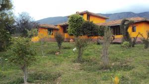 San Alejo, Дома для отпуска  Villa de Leyva - big - 15