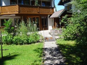Ferienhotel Sonnenheim, Апарт-отели  Оберстдорф - big - 6