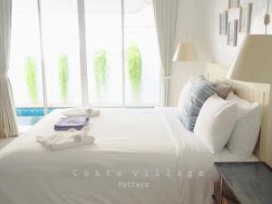 Costa Village Well Pool Villa, Rezorty  Jomtien - big - 49