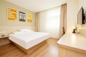 Hanting Hotel Bozhou Mengcheng, Szállodák  Csuangcsou - big - 61