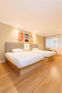 Hanting Hotel Bozhou Mengcheng, Szállodák  Csuangcsou - big - 58