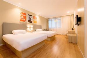 Hanting Hotel Bozhou Mengcheng, Szállodák  Csuangcsou - big - 57