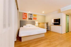 Hanting Hotel Bozhou Mengcheng, Szállodák  Csuangcsou - big - 37