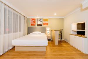 Hanting Hotel Bozhou Mengcheng, Szállodák  Csuangcsou - big - 36