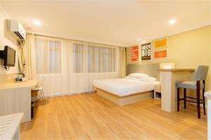 Hanting Hotel Bozhou Mengcheng, Hotels  Zhuangzhou - big - 11