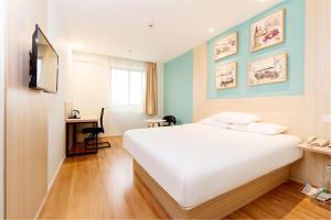 Hanting Hotel Bozhou Mengcheng, Szállodák  Csuangcsou - big - 10