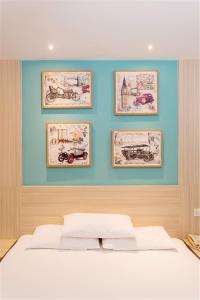 Hanting Hotel Bozhou Mengcheng, Szállodák  Csuangcsou - big - 15