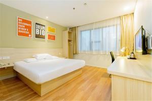 Hanting Hotel Bozhou Mengcheng, Szállodák  Csuangcsou - big - 28