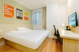 Hanting Hotel Bozhou Mengcheng, Szállodák  Csuangcsou - big - 27