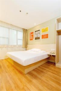 Hanting Hotel Bozhou Mengcheng, Szállodák  Csuangcsou - big - 9