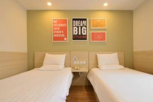 Hanting Hotel Bozhou Mengcheng, Szállodák  Csuangcsou - big - 6