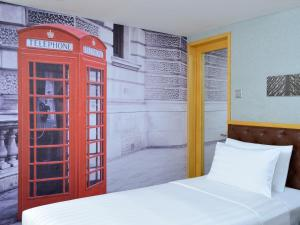 Kew Green Hotel Wanchai Hong Kong (Formerly Metropark Wanchai), Hotely  Hongkong - big - 39