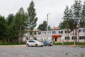 Гостиница Елань, Отели  Хохлово - big - 19