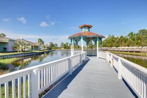Orange Beach Villas - Beach Retreat Home, Dovolenkové domy  Orange Beach - big - 3