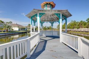 Orange Beach Villas - Beach Retreat Home, Dovolenkové domy  Orange Beach - big - 4