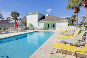 Orange Beach Villas - Beach Retreat Home, Dovolenkové domy  Orange Beach - big - 7