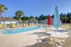 Orange Beach Villas - Beach Retreat Home, Dovolenkové domy  Orange Beach - big - 8