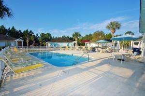 Orange Beach Villas - Beach Retreat Home, Dovolenkové domy  Orange Beach - big - 9