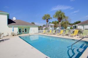 Orange Beach Villas - Beach Retreat Home, Prázdninové domy  Orange Beach - big - 10