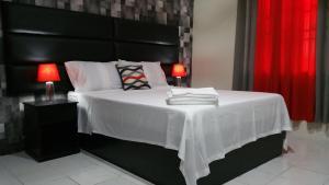 Luxury Suite A, Apartmány  Angeles - big - 26