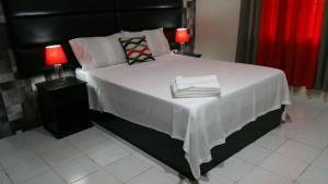 Luxury Suite A, Apartmány  Angeles - big - 27