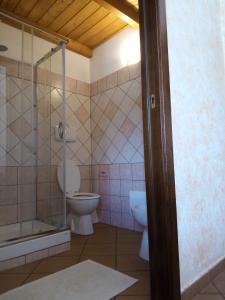 Doppel-/Zweibettzimmer mit Bergblick