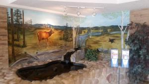 Western Budget Motel #3 Whitecourt, Motels  Whitecourt - big - 16