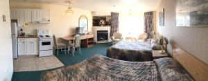 Western Budget Motel #3 Whitecourt, Motels  Whitecourt - big - 4