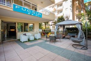 Hotel Fucsia, Szállodák  Riccione - big - 19