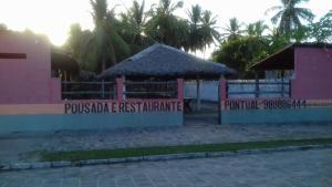 Pousada e Restaurante Pontual, Penzióny  Santo Amaro - big - 1