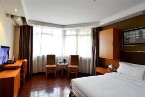 Yingshang Hotel - Guangzhou Liying Branch, Hotely  Kanton - big - 41