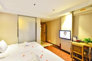 Yingshang Hotel - Guangzhou Liying Branch, Hotely  Kanton - big - 49