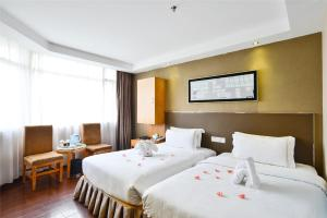 Insail Hotels Liying Plaza Guangzhou, Hotely  Kanton - big - 43