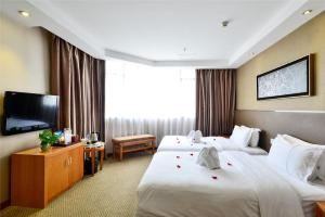 Yingshang Hotel - Guangzhou Liying Branch, Hotely  Kanton - big - 57