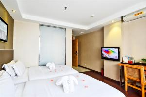 Insail Hotels Liying Plaza Guangzhou, Hotely  Kanton - big - 46