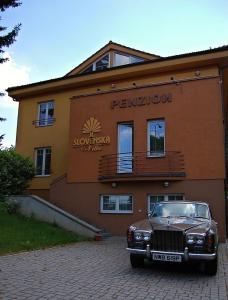 Penzion Villa Slovenska
