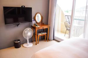 Sun Giraffe Taitung B&B, Priváty  Taitung City - big - 5