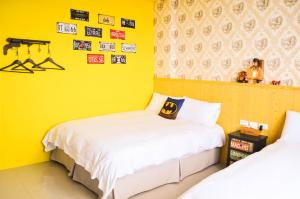 Sun Giraffe Taitung B&B, Priváty  Taitung City - big - 2